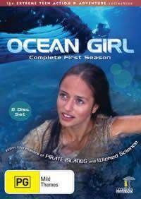 Ocean Girl movie cover