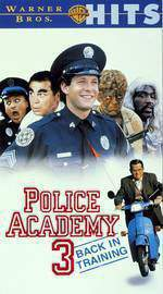 police_academy_3_back_in_training movie cover