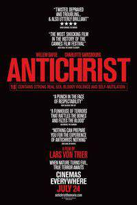 Antichrist main cover