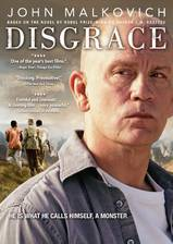 disgrace movie cover