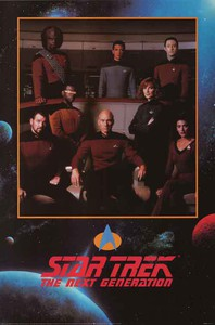 Star Trek: The Next Generation movie cover