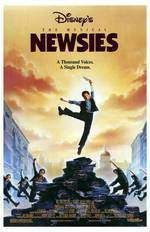 newsies movie cover