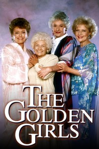 The Golden Girls movie cover