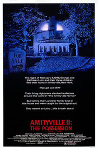 Amityville II: The Possession main cover
