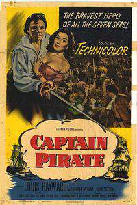 Captain Pirate main cover
