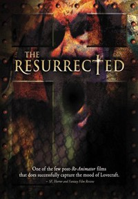 The Resurrected main cover