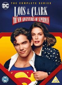 Lois & Clark: The New Adventures of Superman movie cover