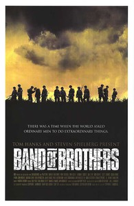 Band of Brothers movie cover