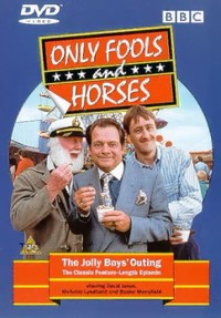 Only Fools and Horses movie cover