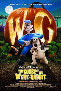 Wallace & Gromit in The Curse of the Were-Rabbit main cover