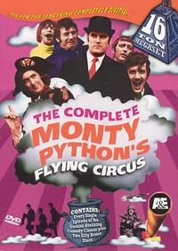 Monty Python's Flying Circus movie cover