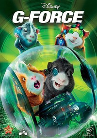 G-Force main cover