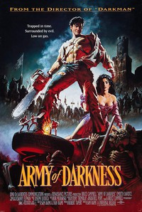 Army of Darkness main cover