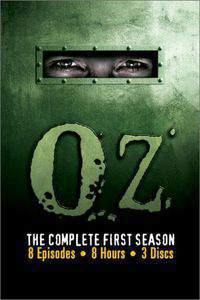 Oz movie cover