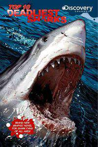 10 Deadliest Sharks main cover