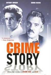 Crime Story movie cover