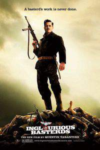 Inglourious Basterds main cover