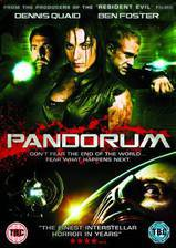 pandorum movie cover