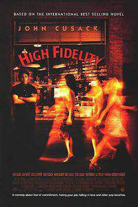 High Fidelity main cover