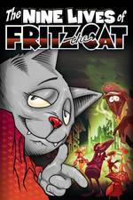 the_nine_lives_of_fritz_the_cat movie cover