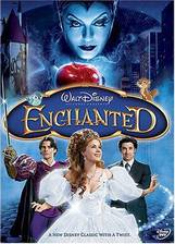 enchanted movie cover