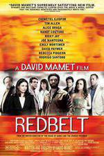 redbelt movie cover