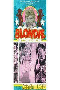 Blondie Meets the Boss main cover
