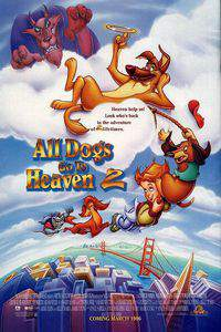 All Dogs Go to Heaven 2 main cover