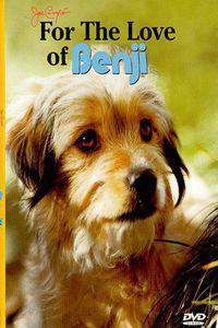 For the Love of Benji main cover