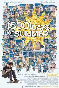 (500) Days of Summer main cover
