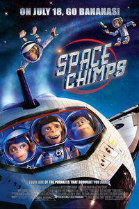 Space Chimps main cover