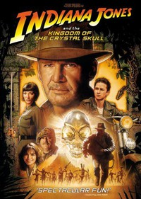 Indiana Jones and the Kingdom of the Crystal Skull main cover