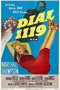 Dial 1119 main cover