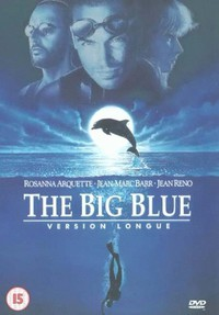 The Big Blue main cover
