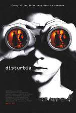 disturbia movie cover