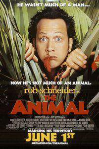 The Animal main cover