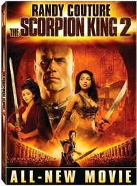 The Scorpion King 2: Rise of a Warrior main cover