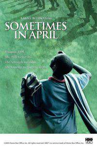 Sometimes in April main cover