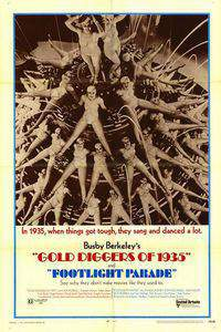 Gold Diggers of 1935 main cover