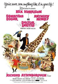 Doctor Dolittle main cover