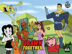 drawn_together movie cover