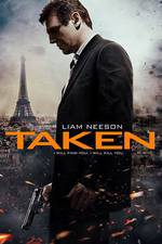 taken movie cover