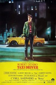 Taxi Driver main cover