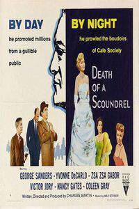Death of a Scoundrel main cover