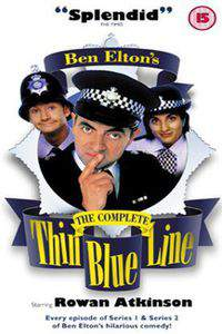 The Thin Blue Line movie cover