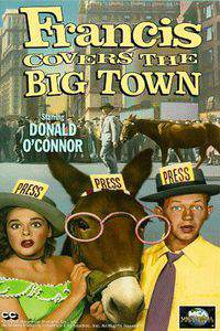 Francis Covers the Big Town main cover