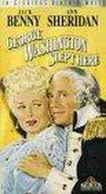 george_washington_slept_here movie cover