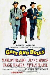 Guys and Dolls main cover