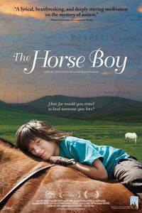 The Horse Boy main cover
