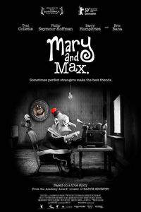 Mary and Max main cover